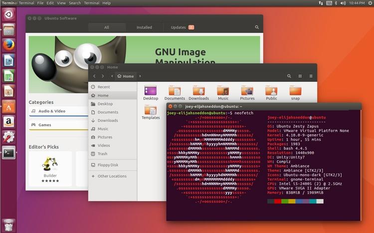 Куда податься тем, кто принял решение уйти с Ubuntu Unity - 1