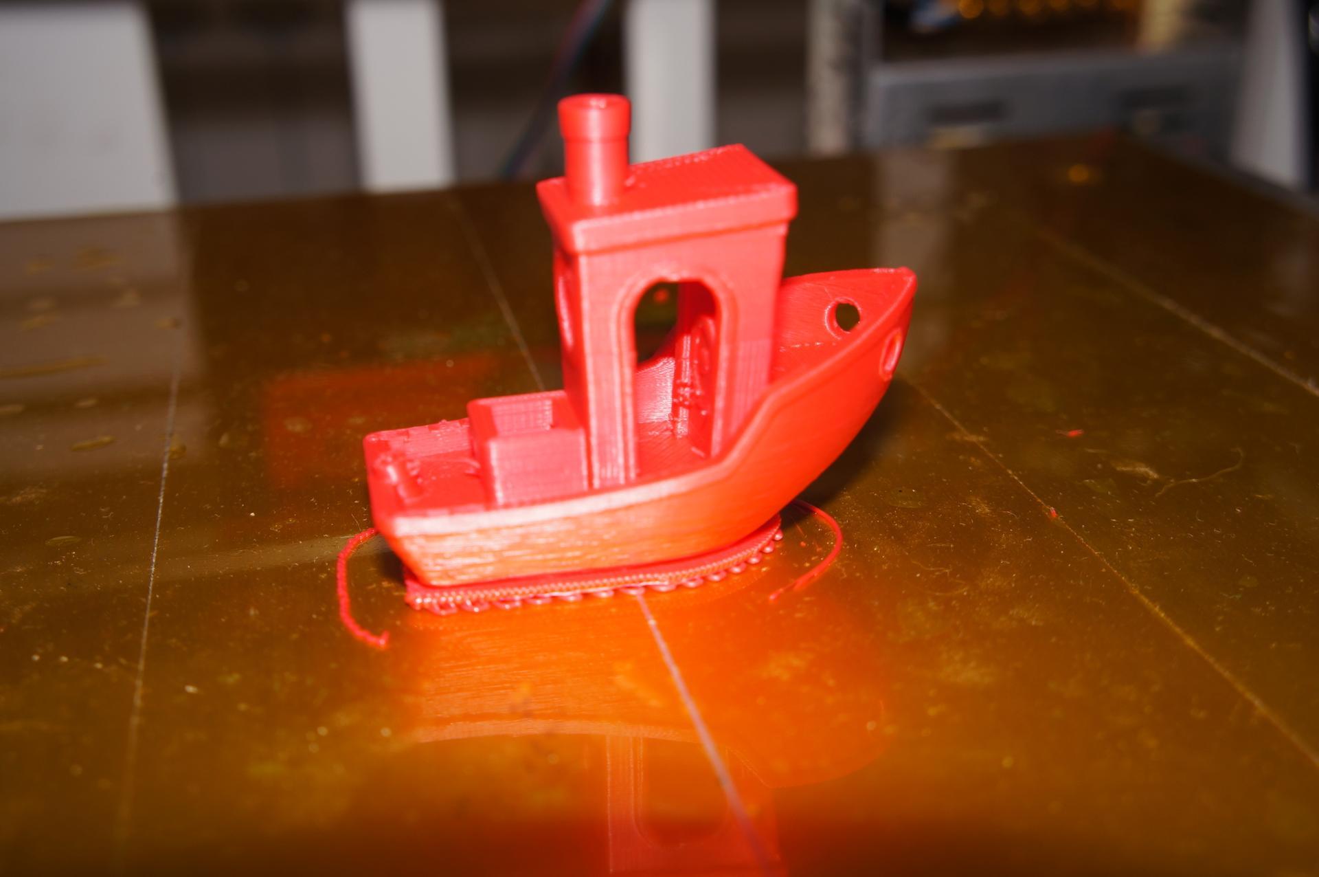 Обзор принтера от flsun с большой областью печати - 8