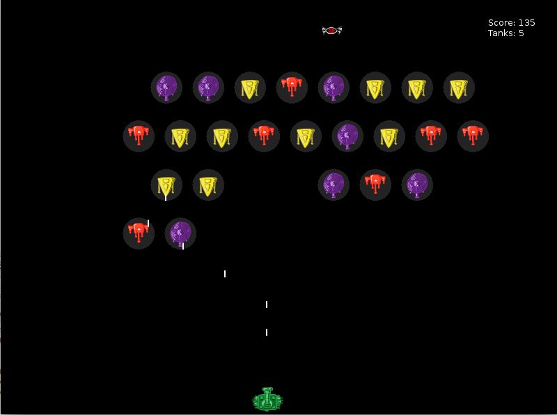 Делаем Space Invaders на Love2d и Lua - 1