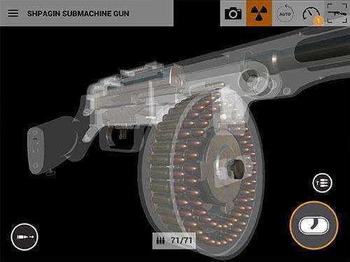 Как создать действительно популярное музейное приложение на примере «Оружия Героев». Дню Победы посвящается - 2