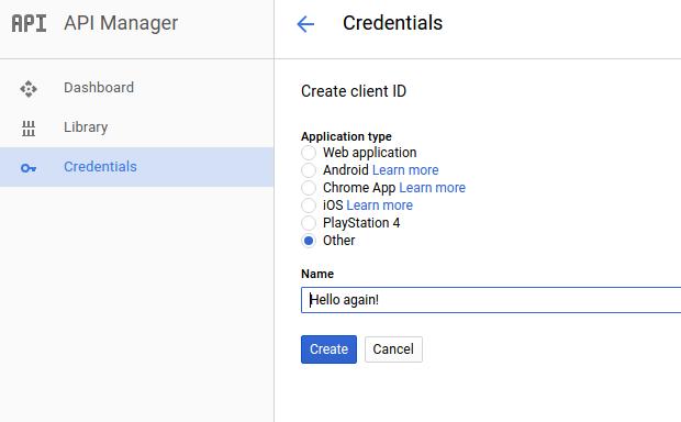 Пишем скрипт для синхронизации папок с Google Drive, плюс учимся использовать Google Drive API - 5