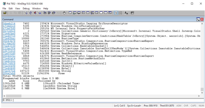 12 инструментов для отладки .NET-приложений по производительности и по памяти - 5