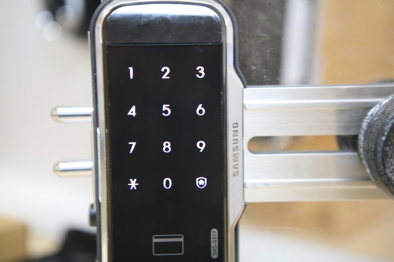 Цифровые замки Samsung: хватит закрывать двери на ключ - 10