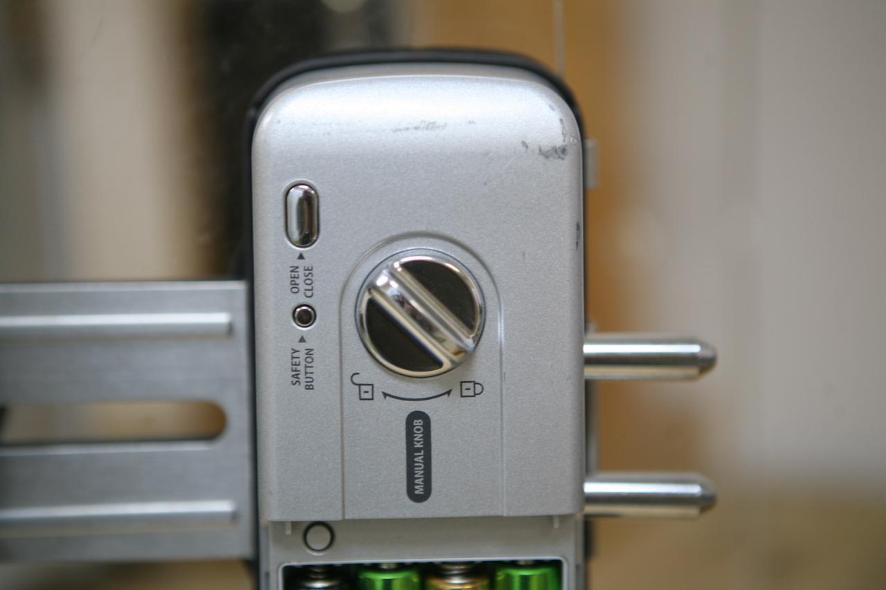 Цифровые замки Samsung: хватит закрывать двери на ключ - 11