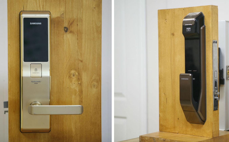 Цифровые замки Samsung: хватит закрывать двери на ключ - 3