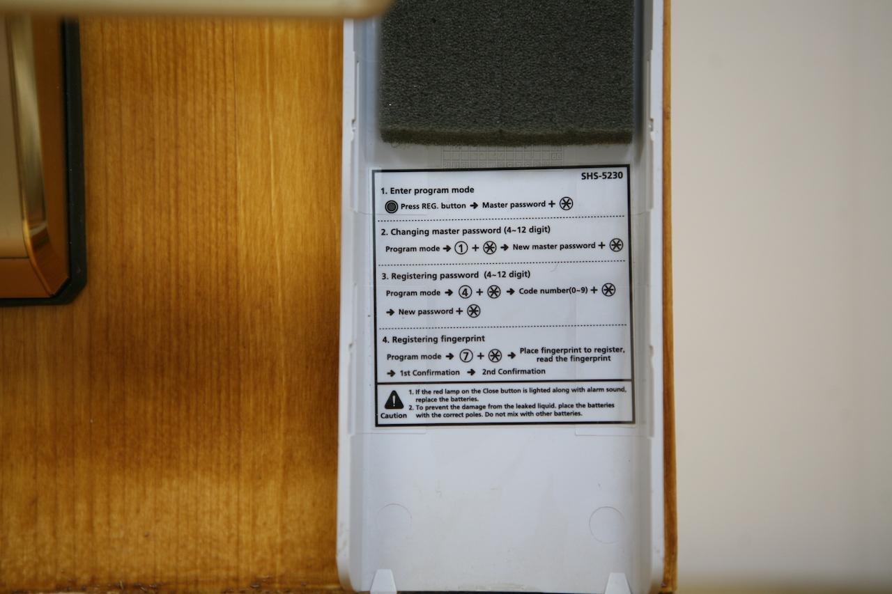 Цифровые замки Samsung: хватит закрывать двери на ключ - 4