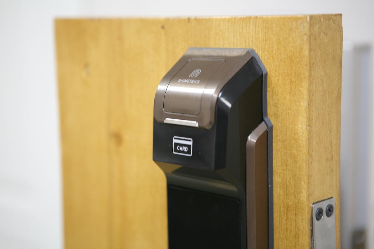Цифровые замки Samsung: хватит закрывать двери на ключ - 8