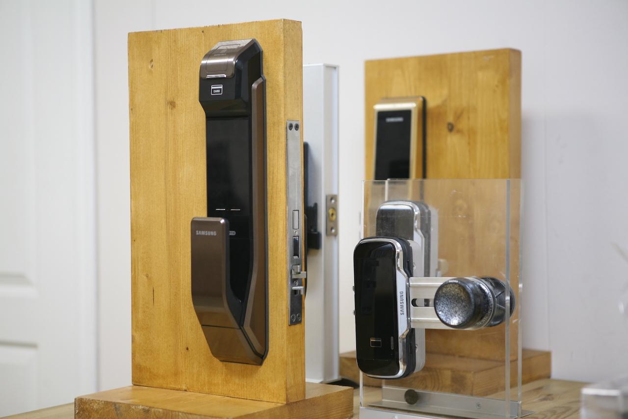 Цифровые замки Samsung: хватит закрывать двери на ключ - 1