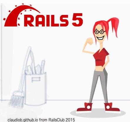 Из Rails 4 в Rails 5: как это было - 1