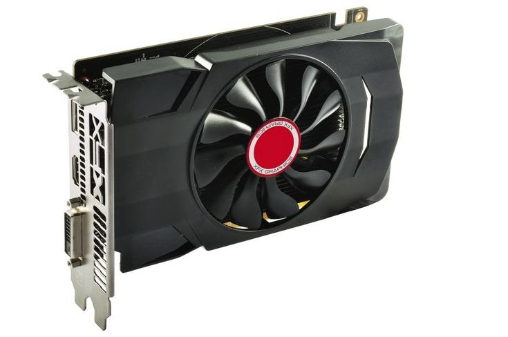 XFX представила две разные карты Radeon RX 560
