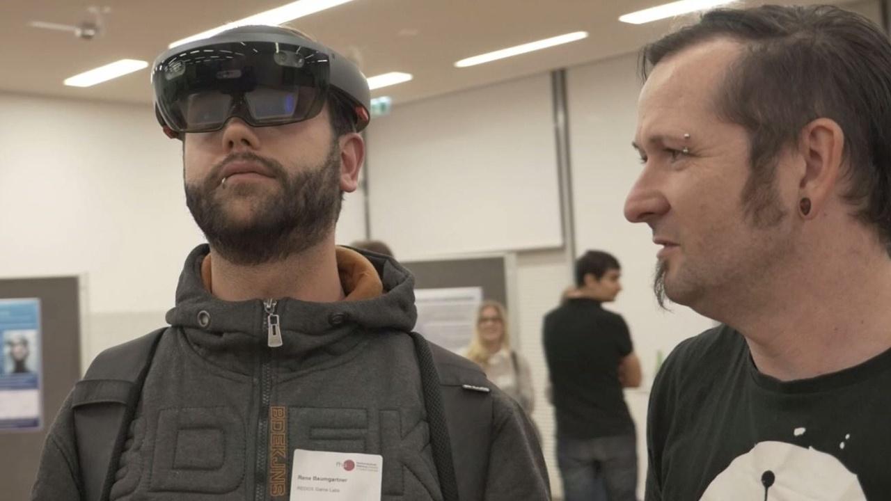 Выставки и конференции по виртуальной реальности 2017 - 5
