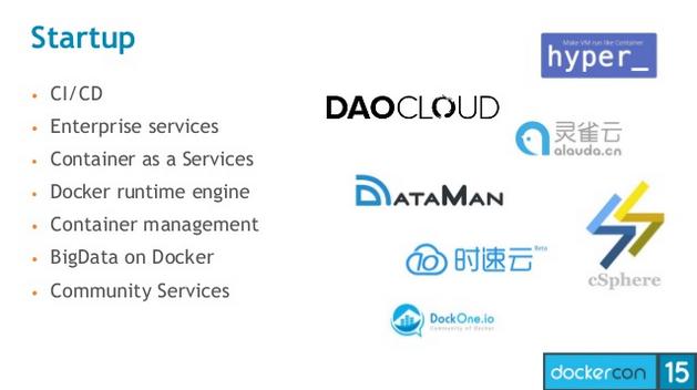 Docker в Китае: статистика использования и истории успеха - 2