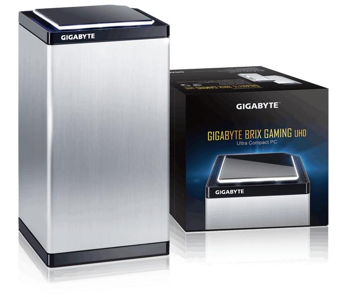 ПК Gigabyte GB-BNi5HG6-1060, GB-BNi7HG6-1060, GB-BNi5HG4-1050Ti и GB-BNi7HG4-1050Ti получили компактные копруса