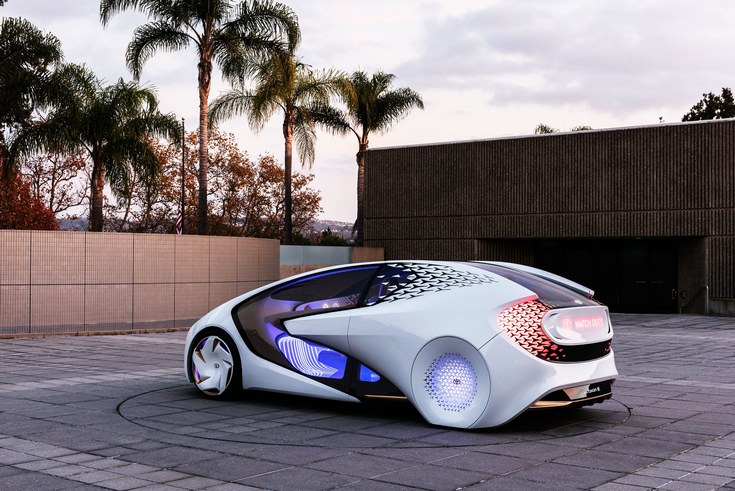 Платформа Nvidia Drive PX станет основой для роботизированных автомобилей Toyota