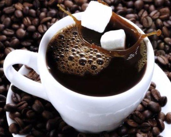 Кофе нельзя пить без сахара