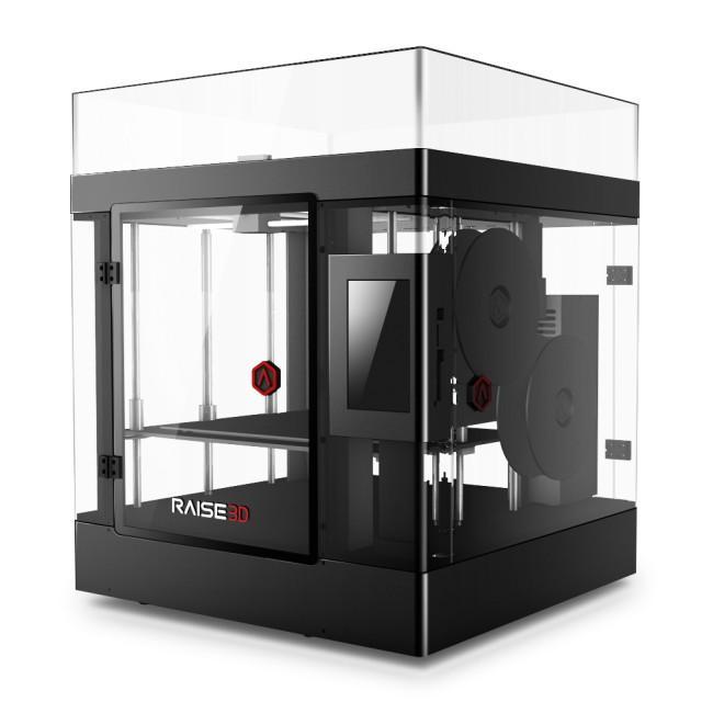 Обзор 3D-принтеров Raise3D - 12