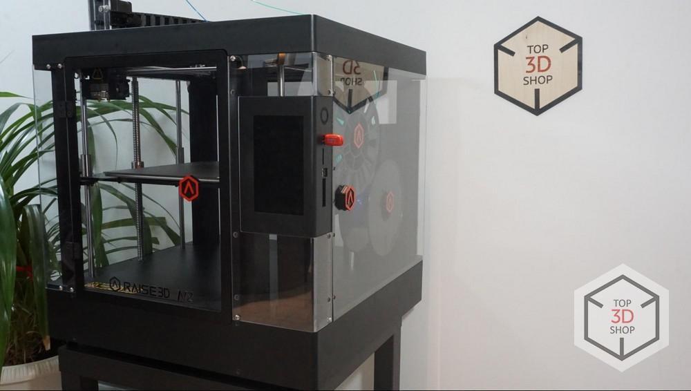 Обзор 3D-принтеров Raise3D - 13