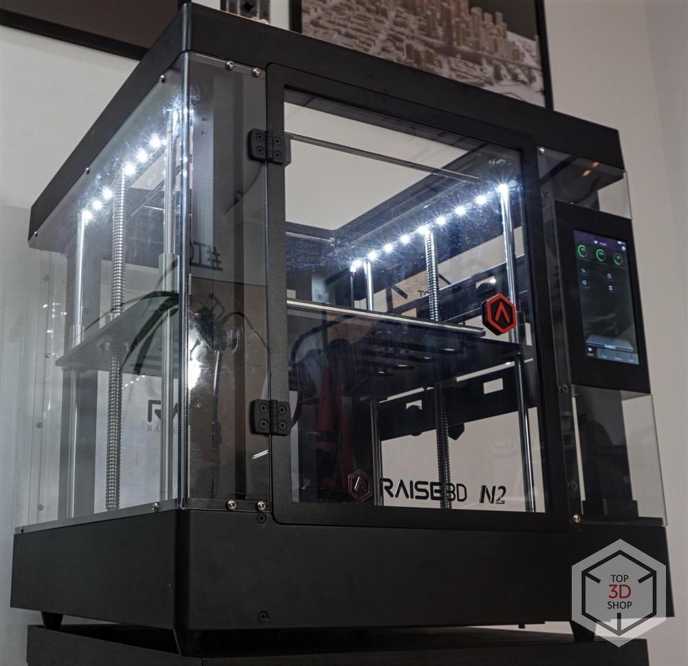 Обзор 3D-принтеров Raise3D - 14