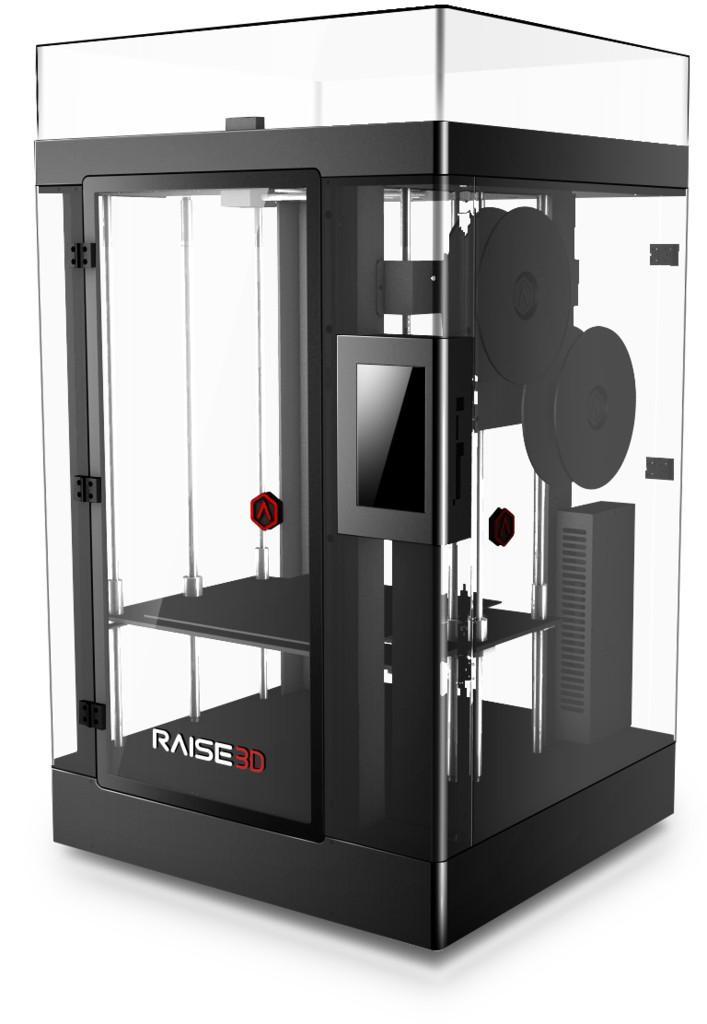 Обзор 3D-принтеров Raise3D - 15