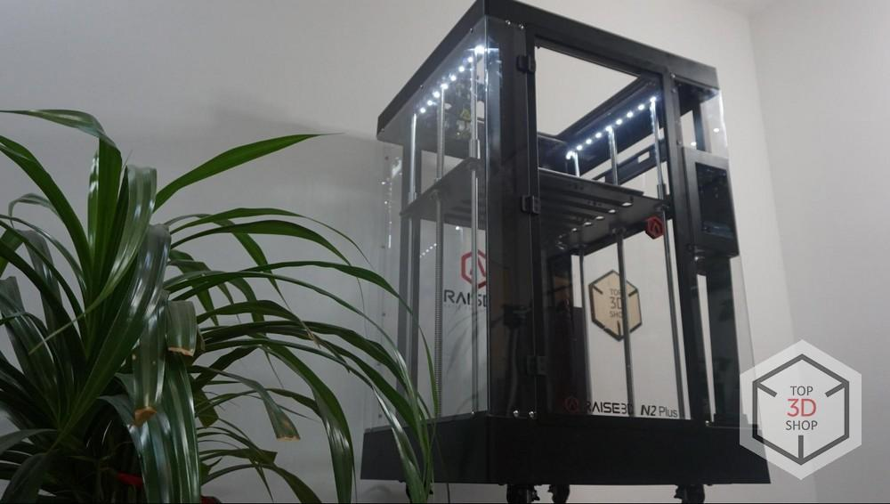 Обзор 3D-принтеров Raise3D - 16