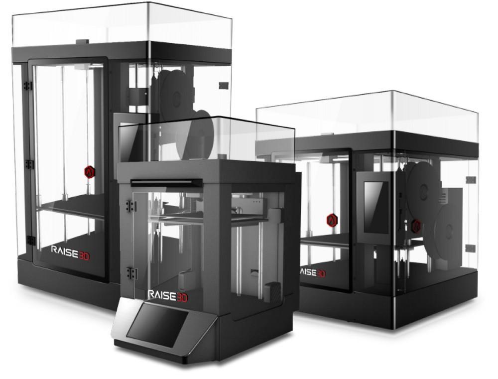 Обзор 3D-принтеров Raise3D - 2