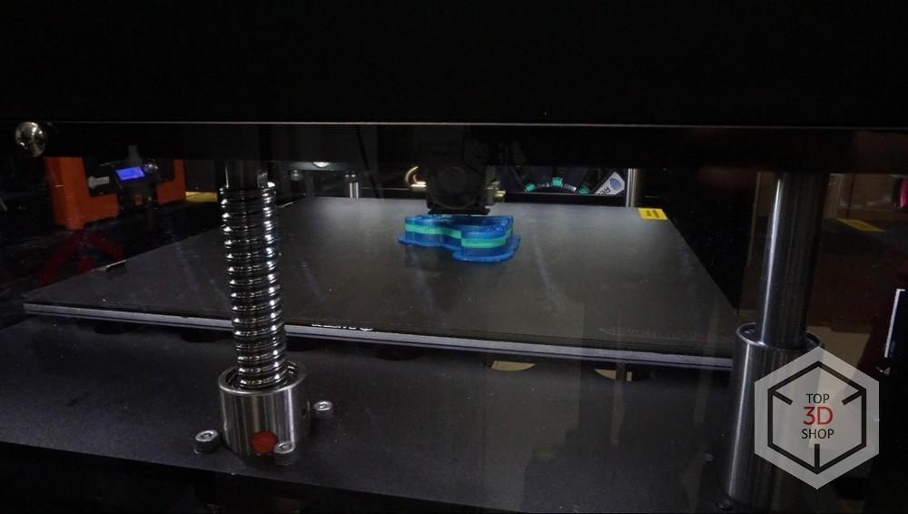 Обзор 3D-принтеров Raise3D - 21