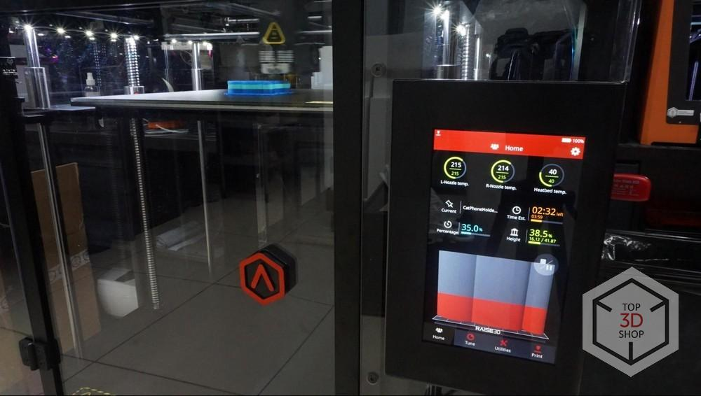 Обзор 3D-принтеров Raise3D - 23