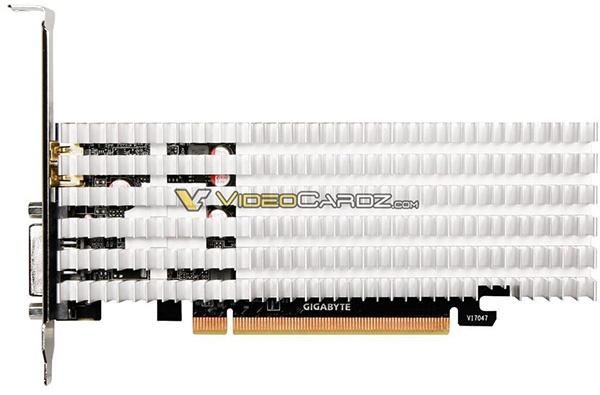 Gigabyte GeForce GT 1030 2GB Silent LP