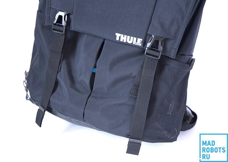 Thule Paramount TFDP-115: отличный рюкзак для города и коротких путешествий - 10