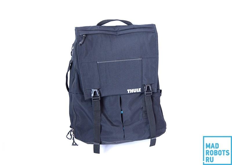 Thule Paramount TFDP-115: отличный рюкзак для города и коротких путешествий - 11