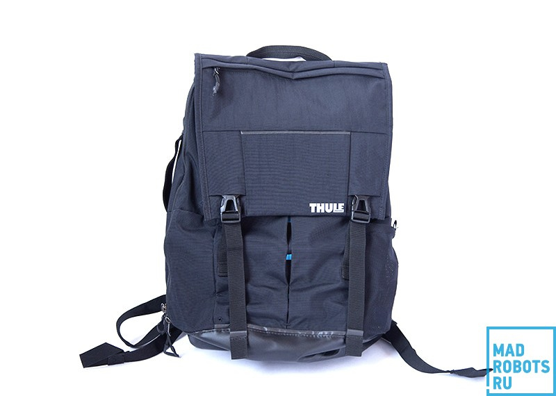 Thule Paramount TFDP-115: отличный рюкзак для города и коротких путешествий - 2