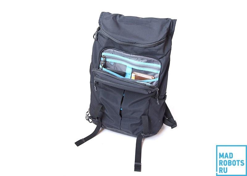 Thule Paramount TFDP-115: отличный рюкзак для города и коротких путешествий - 3