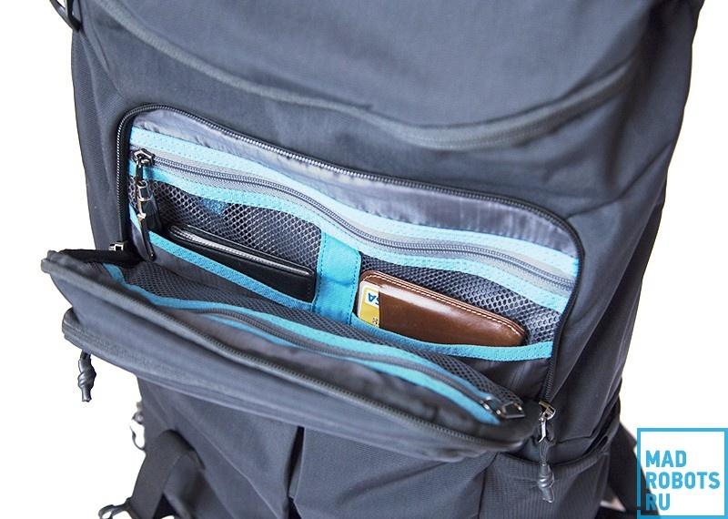 Thule Paramount TFDP-115: отличный рюкзак для города и коротких путешествий - 4