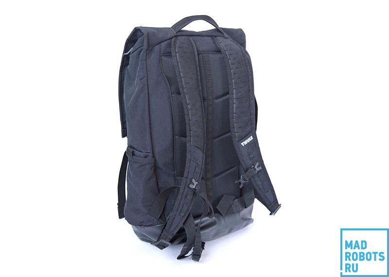 Thule Paramount TFDP-115: отличный рюкзак для города и коротких путешествий - 8