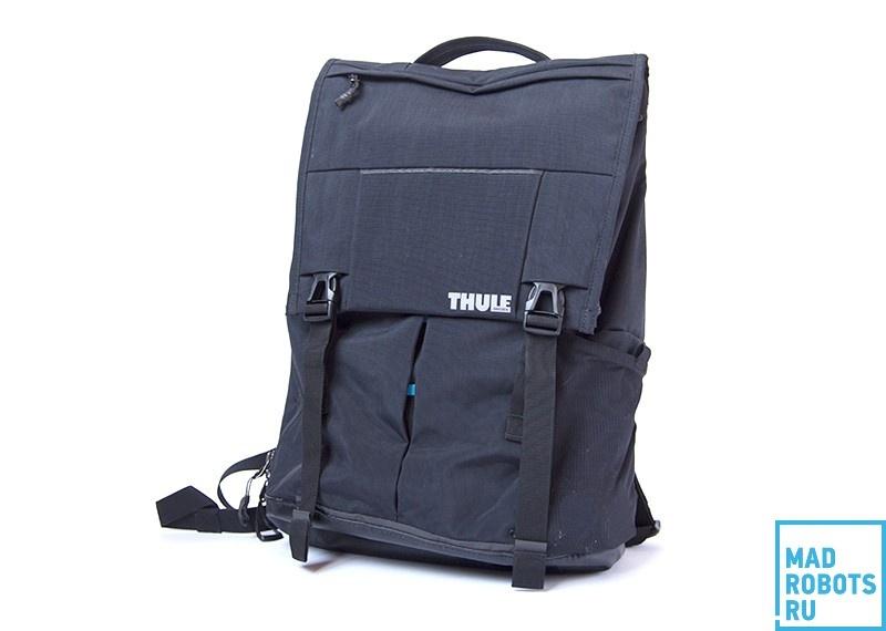 Thule Paramount TFDP-115: отличный рюкзак для города и коротких путешествий - 9