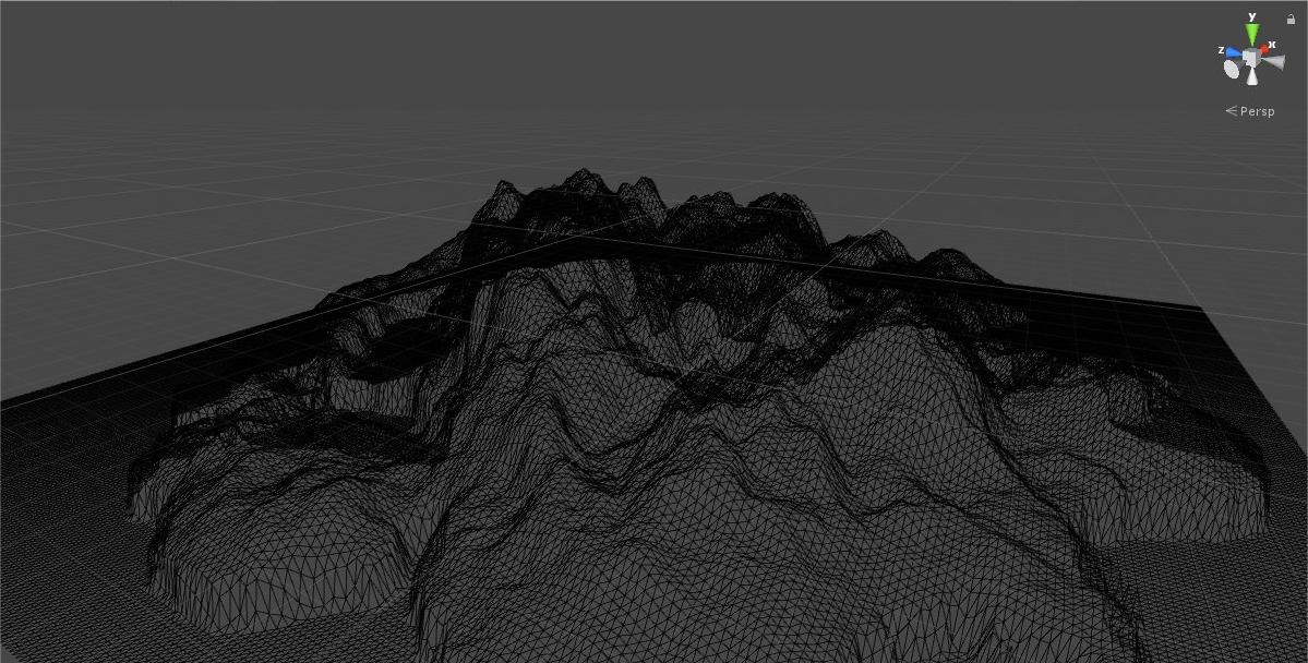 Unity3D. Балуемся с мешем. Часть 1 — Генерация меша с помощью карты высот - 1