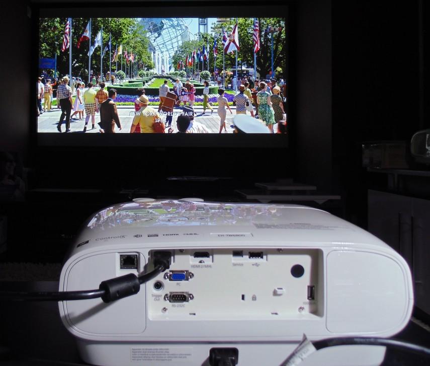 Как выбрать проектор для дома? Обзор линейки домашних проекторов Epson 2017 года - 6