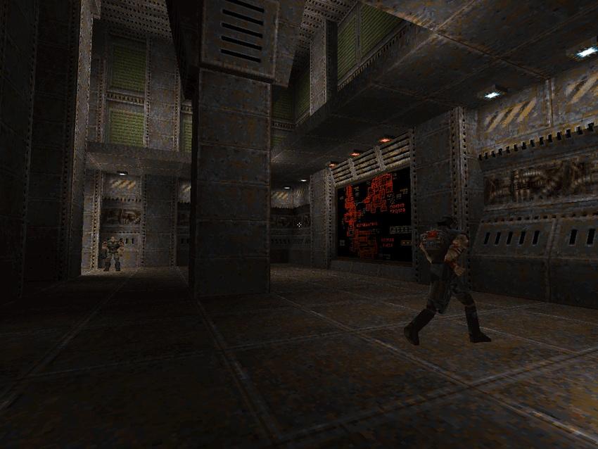 Обзор исходного кода Quake 2 - 42