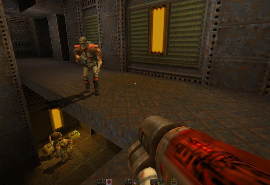 Обзор исходного кода Quake 2 - 64