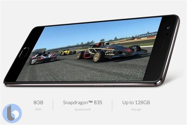 Опубликованы новые изображения смартфона OnePlus 5 в разных цветовых вариантах