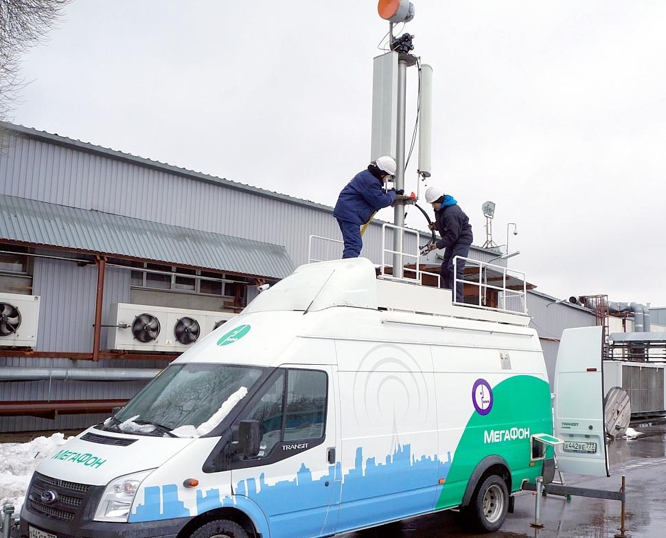 Сотовая связь хоть в тайге: три поколения передвижных базовых станций - 1