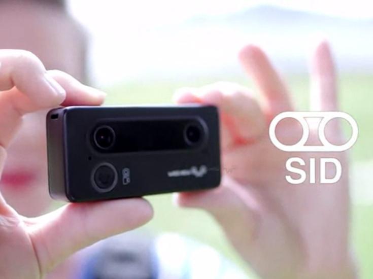 3D-камера SID за $179 поддерживает видео 3К