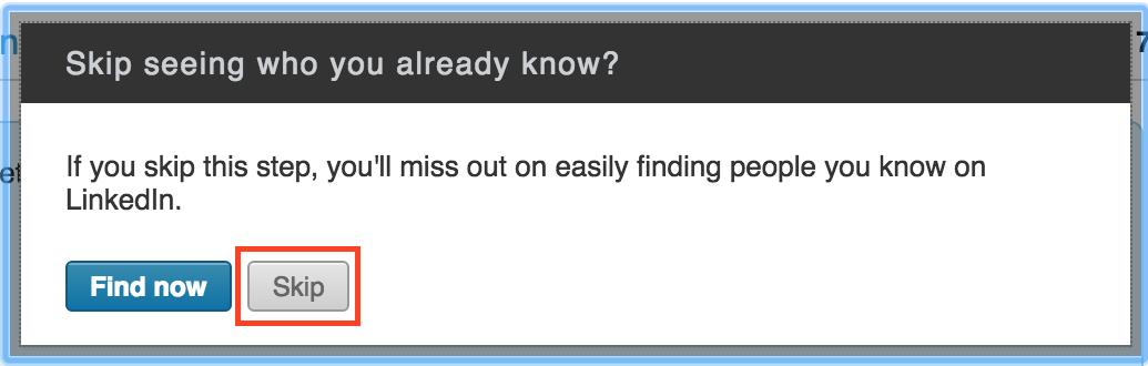 Тёмные паттерны LinkedIn или Почему вам спамят друзья, призывая зарегистрироваться в LinkedIn - 20