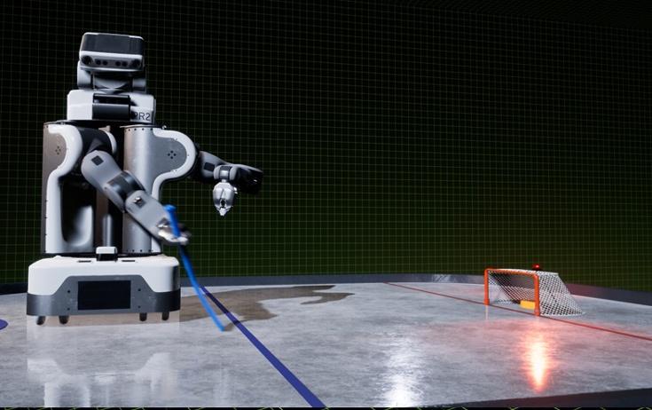 Одновременно представлены референсные образцы электроники для роботов на платформе Jetson