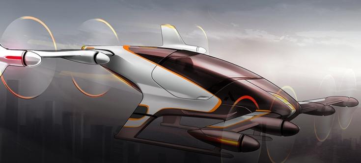 Демонстрационный образец самоуправляемого летающего такси в Airbus рассчитывают создать в 2020 году