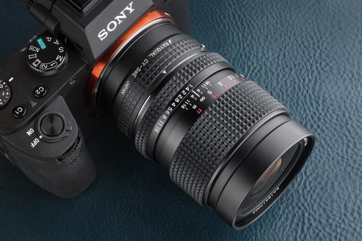 Начались продажи объектива Kinoshita Kistar 35mm f/1.4