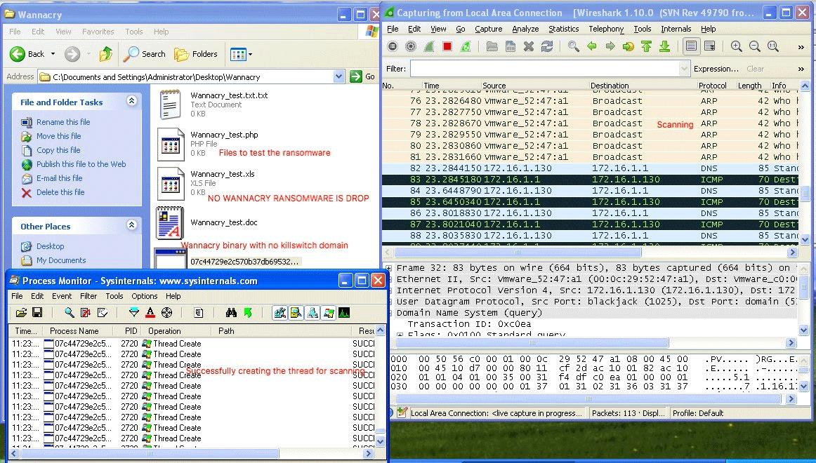 Обнаружены второй и третий варианты WannaCry, в том числе без стоп-крана - 1