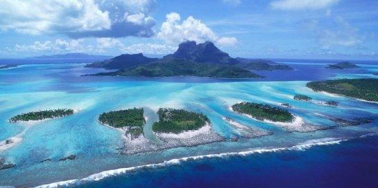 Ученые считают, что на планете Земля когда-то было огромное пресноводное море