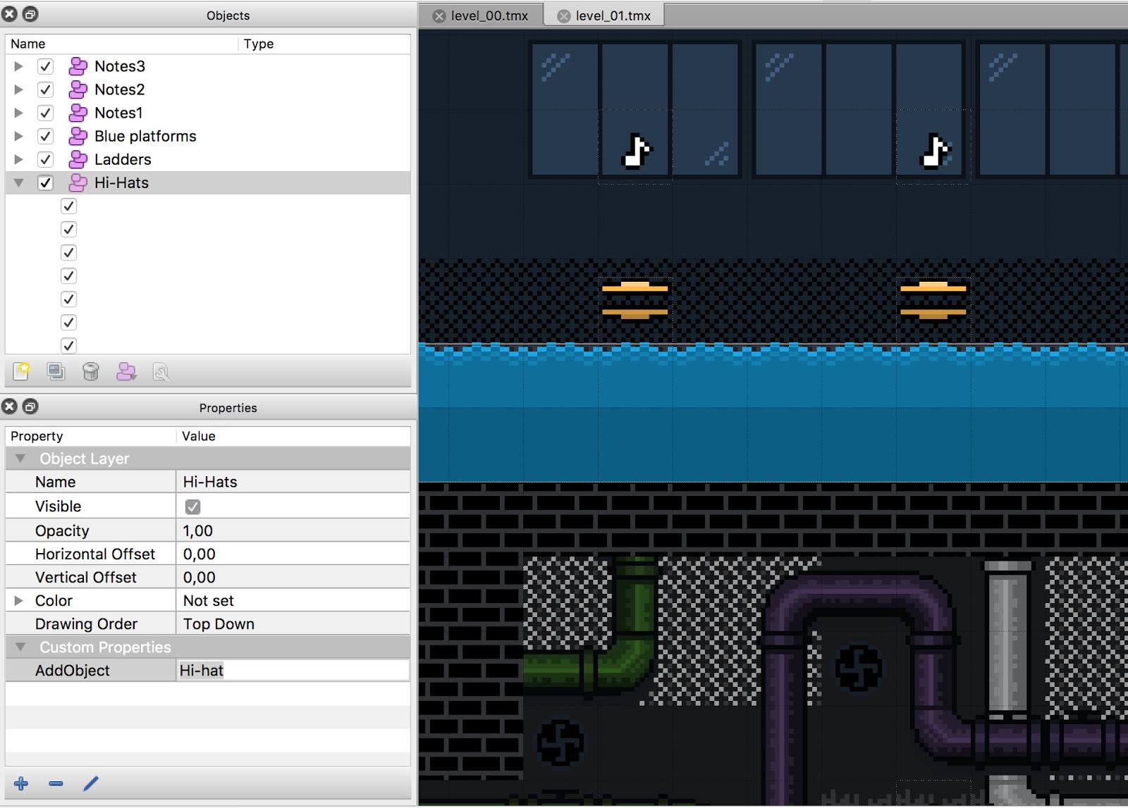 Tiled2Unity: экспорт из Tiled Map Editor в Unity - 13