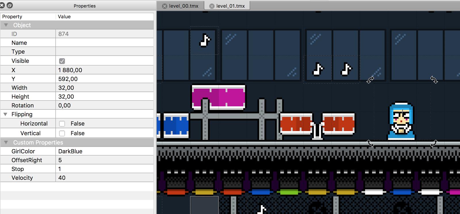 Tiled2Unity: экспорт из Tiled Map Editor в Unity - 17